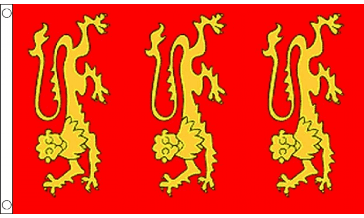 King Richard 1st - Horizontal Banner