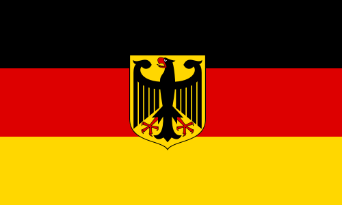German State Flag - 100D
