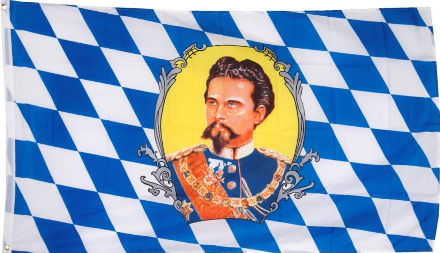 Bavaria with King Ludwig II