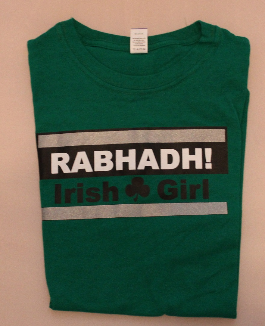 Irish Girl - S, L, 2X